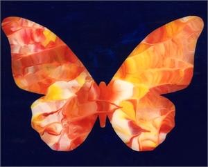 Butterfly #4, 2019