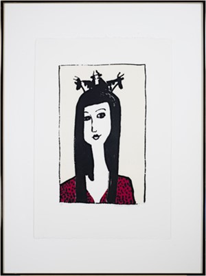 Cow Crown (10/30), 1993