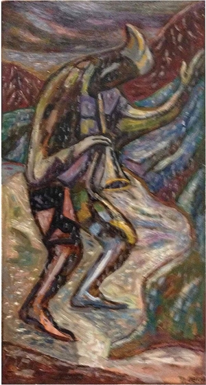 Dancer in the Snow, 1994