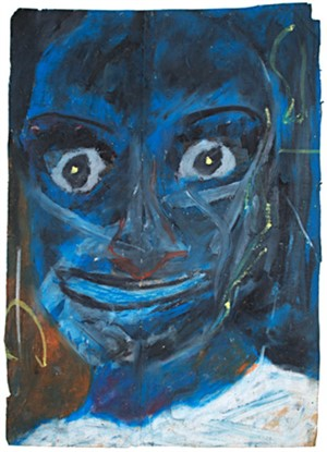 Blue Face, 1997