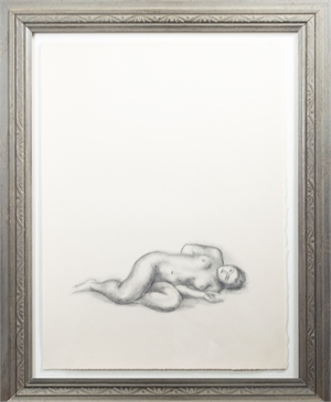 Nude Study by Aristide Maillol