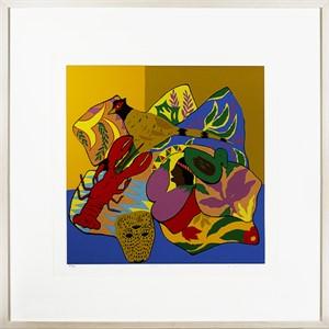 Lobster (AP/2), 1980