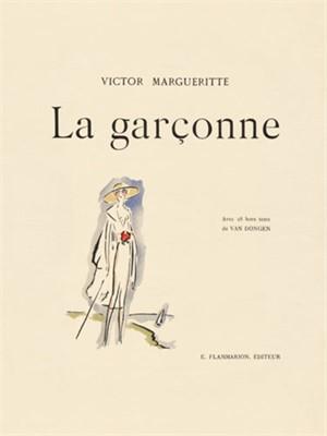 Woman at the Seaside (Frontispiece) -La Garconne Series- Une femme au bord de la mer, 2011