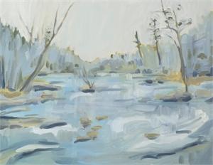 Sweetwater Creek by Amanda Tanner