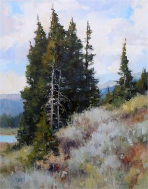 Mountain Pines II