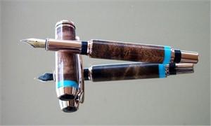 Fountain Pen, Arizona Tribute