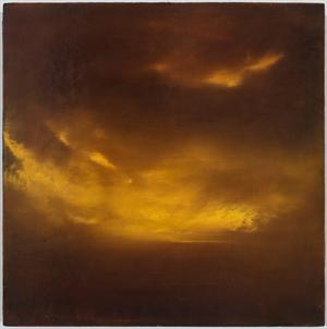 Untitled - Dark Yellow, 2020