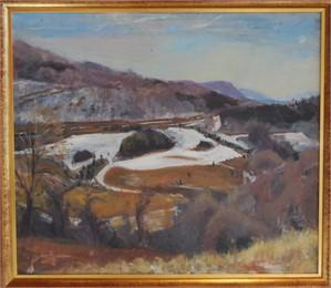 Winter Sting Ray, 1980