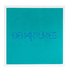 """Departures"" by Emily Tate"