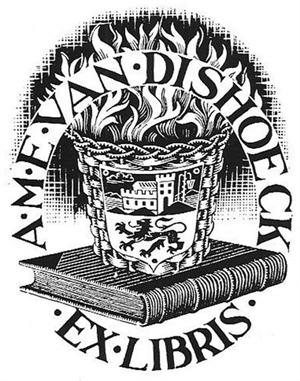 Ex Libris  (Bookplate), 1943