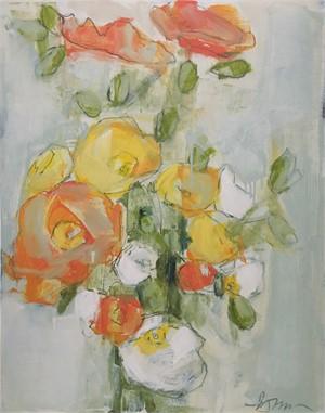 Study for En Masse by Lynn Johnson
