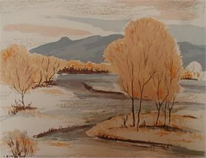 Rio Grande in Winter