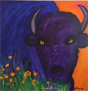 ORANGE SKY / BLUE BUFFALO