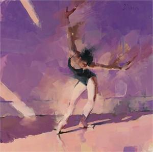 Dancer in Morning Light, 2018