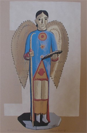 San Raphael- Archangel