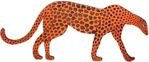 The Great Cheetah, 1987
