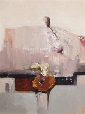 Melting into Chair by Danny McCaw
