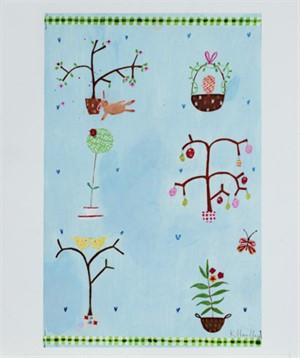 Easter Trees KMH 039, 2006