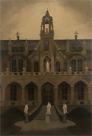 Pale Moon (Ursuline Academy, Dallas), 1945