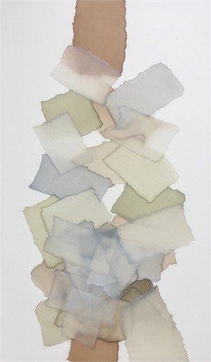 The Gathered Pile by Charlie Bluett