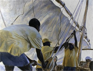 Raising the Sails