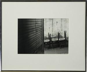 Chairs-Paris by Leslie Borns