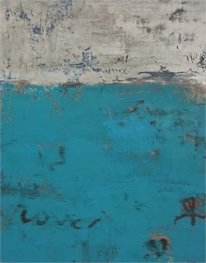 Sogni di Turchese II (Dreams of Turquoise, II) by Allison B. Cooke