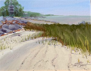 Shoreline Extension, 2019
