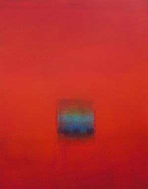 Poppy Field (Red) III by Scott Upton