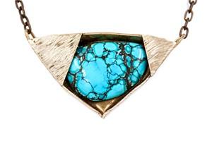Medium Turquoise Necklace