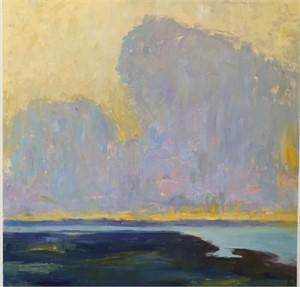 Island Sky II, 2018