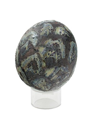 Egg (blue-gray color), c. 1974