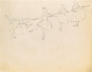 Dancers #21, 1928