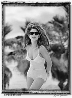 Cindy C, St Barth (1/7), 1991