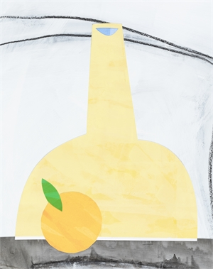 Orange You Glad: Yellow, 2020