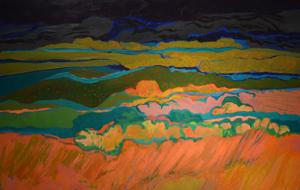 Beautiful Valley, c. 1988