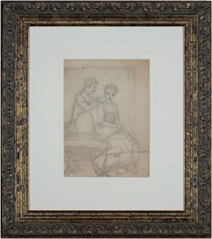 Man & Woman, 1862