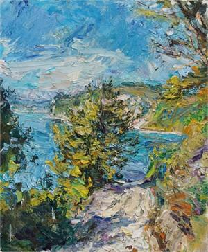 At the Black Sea