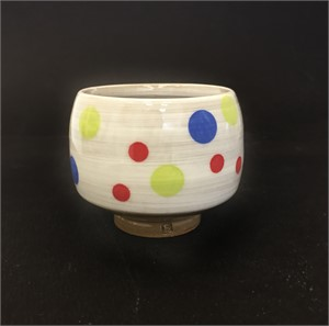 Yunomi Cup with Dots