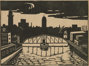 Milwaukee Sky Line, 1936