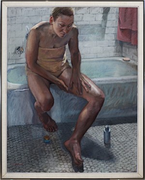 Cream (Self-Portrait), 1980