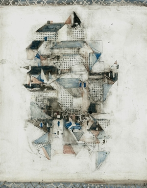 City 3 by Alicia Rothman