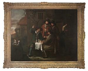 The Fortune Teller, c.1650-1672