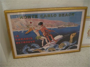 Monte Carlo Beach, 2007