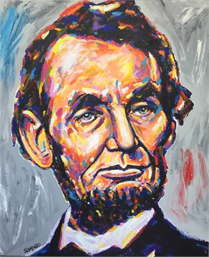 Presidential Portrait Series: Abe
