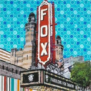 The Fabulous Fox by Plaid Columns