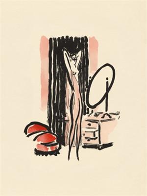 In the Mirror -La Garconne Series- Dans le miroir, 2011