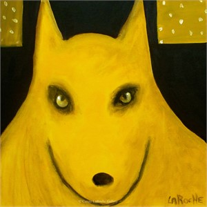 YELLOW SPRING WOLF