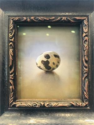 Quail Egg 9 (2/5), 2019