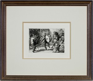 Man Monkey, 1905